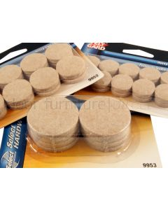 Feltgard Round Pads In Packs