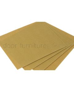 Glass Paper Sanding Sheets