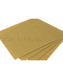 Glass Paper Sanding Sheets