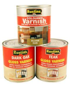 Rustins Gloss Varnish 500ml
