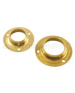 Brass Rod Socket