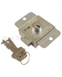 7 Lever Deadbolt Locker Lock 6mm Nozzle