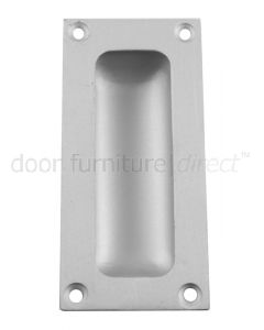 Flush Pull Aluminium 3.5in (89mm)