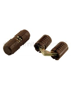 Plastic Cylindrical Hinge In Pairs