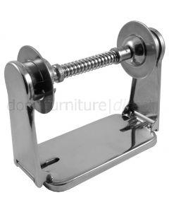 Stainless Steel Anti Vandal Toilet Roll Holder