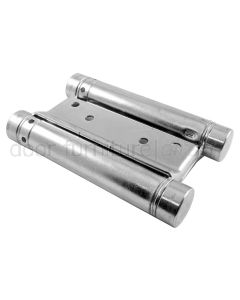 Zinc Plated Double Action Spring Hinges In Pairs