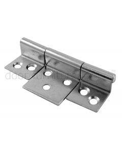 Cabinet Hinge Nickel Plated In Pairs