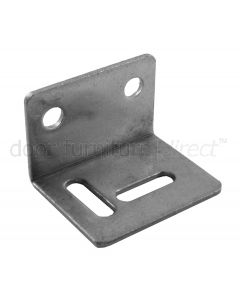 Table Stretcher Plate Steel Self Colour