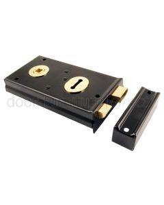 Rim Lock 5.1/2x3in (140x76mm)
