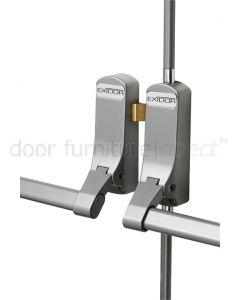 Exidor Double Door Set for Rebated Doors