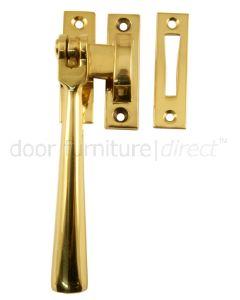 Julietta Casement Fastener Brass
