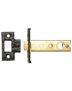 Black Antique Tubular Latch