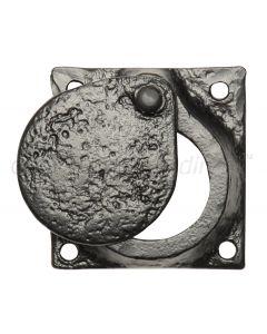 Antique Rim Cylinder Cover 58x58mm 1498