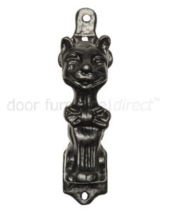 Antique Laughing Cat Bedroom Knocker 2618
