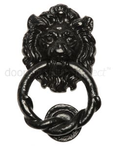 Antique Lion Door Knocker 100mm 4896