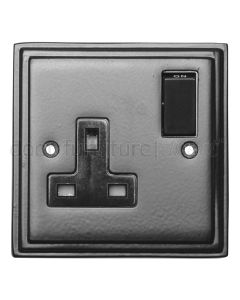 Black Single Socket 5117