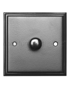 Black Single Dimmer Switch 5121