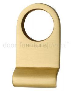 Heritage V930 Satin Brass Cylinder Pull