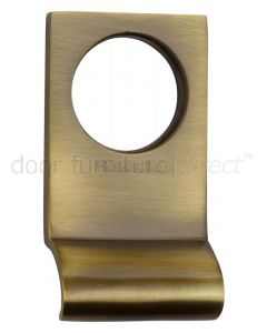 Heritage V933 Antique Brass Square Cylinder Pull 84x45mm