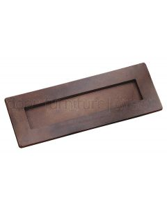 Rustic Bronze Letter Plate 254 x 89mm