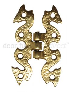 Antique Style Brass Hinges 89x57mm 926 in Pairs