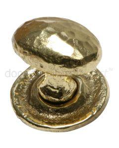 Antique Style Brass Cupboard Knob 1195