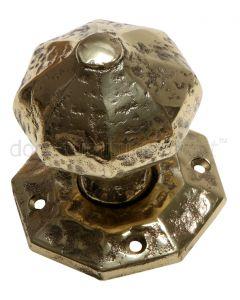 Antique Style Brass Mortice Door Knobs 57mm 3056