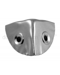 Case Corner Nickel Plated 22mm