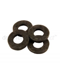 Shower Hose Rubber Washer Pack of 4