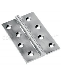 Pewter Finish Butt Hinge 76x50mm In Pairs