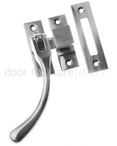 Pewter Finish Pear Drop Casement Fastener