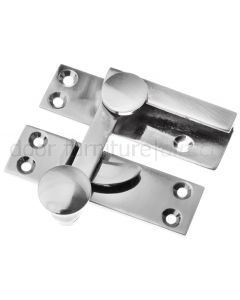 Pewter Finish Quadrant Window Fastener