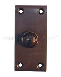 Imitation Bronze Bell Push 75x37mm