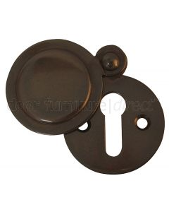 Imitation Bronze Covered Escutcheon 32mm