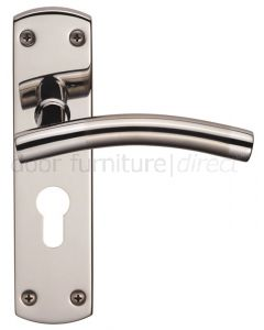 Steelworx Duo Stainless Steel Curved 47.5mm Euro Profile Set