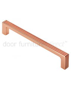 Copper Darini Cabinet Handle 176mm