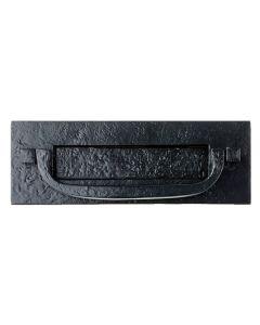 Fullbrook Iron Postal Knocker Letter Plate 305x102mm
