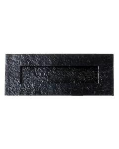 Fullbrook Iron Plain Letter Plate 275x108mm
