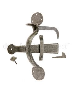 Valley Forge Pewter Suffolk Latch 200mm VF31