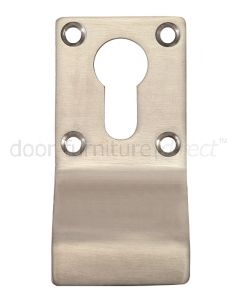 Satin Stainless Steel EURO Profile Cylinder Pull
