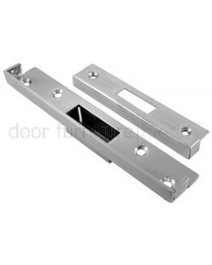 British Standard Deadlock Rebate Set Stainless Steel