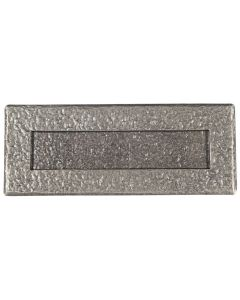 Argent Iron Letter Plate 203x76mm A1083-8