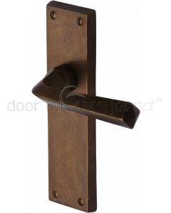 Solid Bronze Rustic Bridgnorth Door Handles