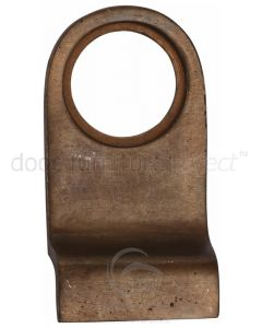 Solid Bronze Rustic Cylinder Pull 90x46mm