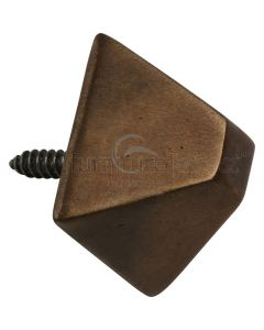 Solid Bronze Rustic Decorative Door Studs