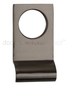 Matt Bronze Square Door Cylinder Pull