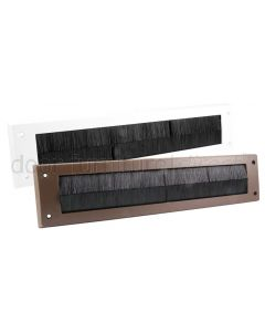 Standard Brush Letterbox Draught Excluder