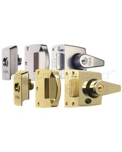 Era British Standard High Security Nightlatch Narrow Style