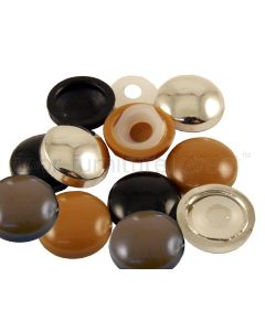 Plastidome Screw Cover Caps Pack of 10