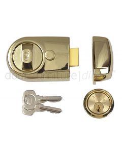 Yale Brass Standard Nightlatch Y3